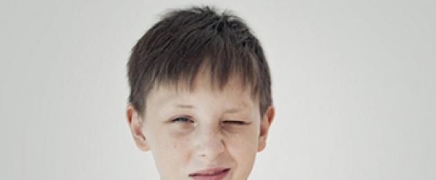 Нервный тик глаз: причины подергивания века и лечение