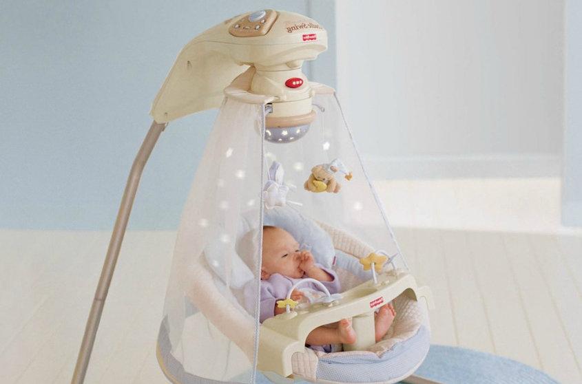 Обзор 7-ми лучших электронных качелей для новорожденных. рейтинг 2021 года по отзывам пользователей