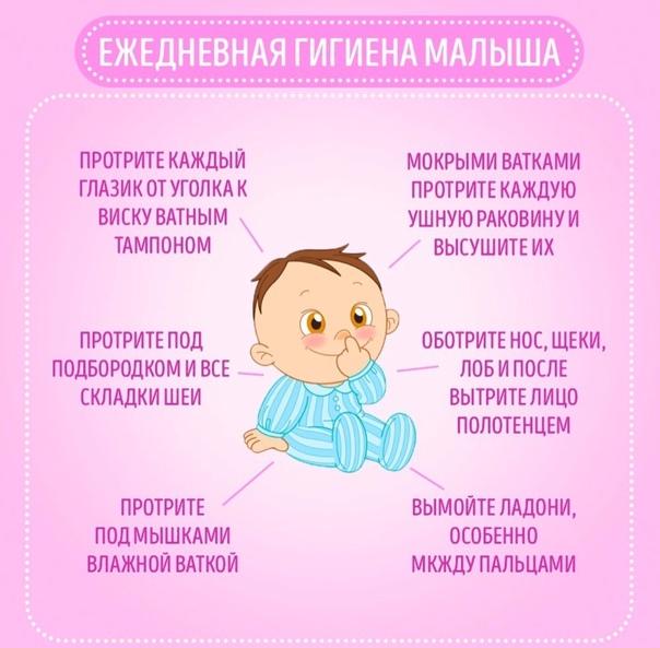 """Памятка для родителей по уходу за ребенком 1-го года жизни » кгбуз """"вдп № 3"""""""