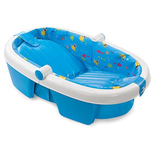 Ванночка для купания новорожденных — какая лучше