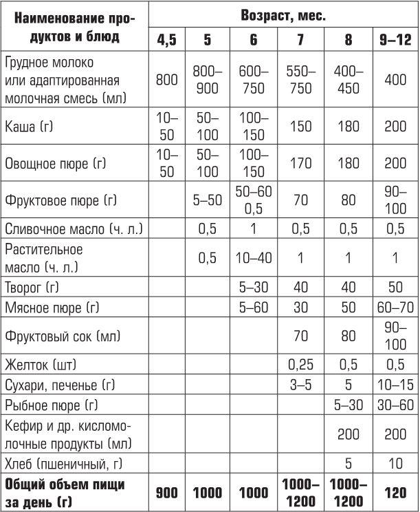 """Грудное вскармливание и прикорм: чем и как кормить малыша в 8-9 месяцев / гид для родителей – статья из рубрики """"как накормить"""" на food.ru"""