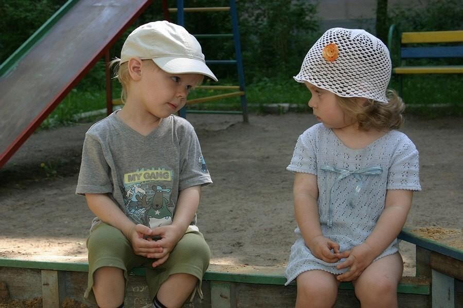 Ребенок обижает других детей❗️: что делать☘️ ( ͡ʘ ͜ʖ ͡ʘ)
