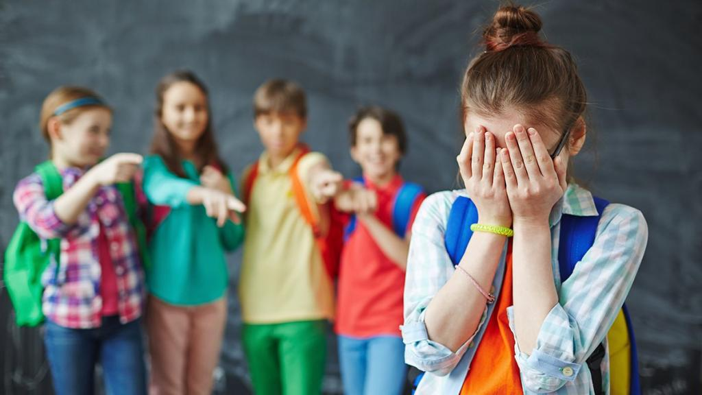 Ребенка травят в школе: 6 способов сделать все еще хуже