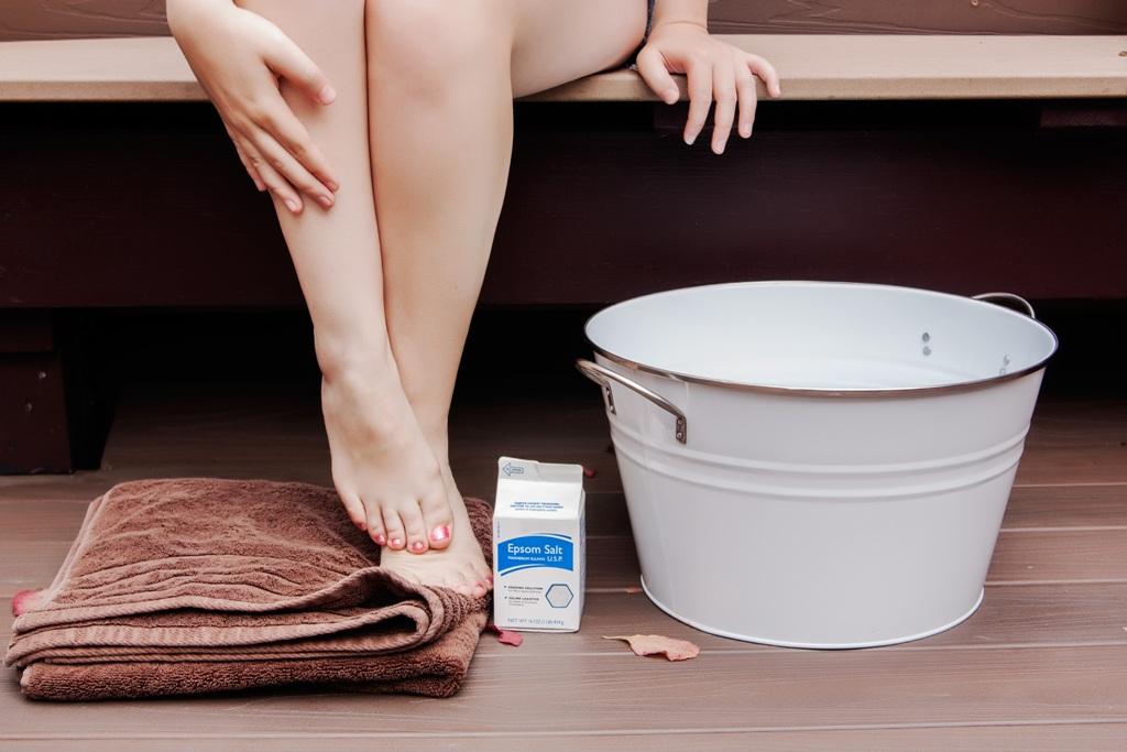 Можно ли беременным женщинам парить ноги?