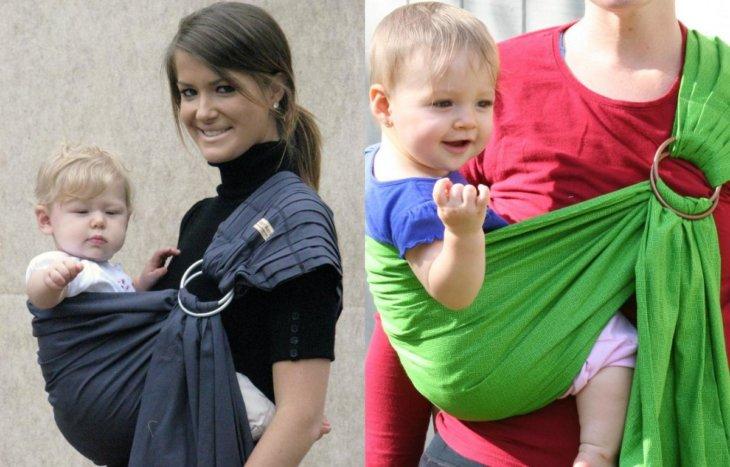 Май-слинг: с какого возраста можно носить ребенка, как сделать своими руками, фото, видео, отзывы