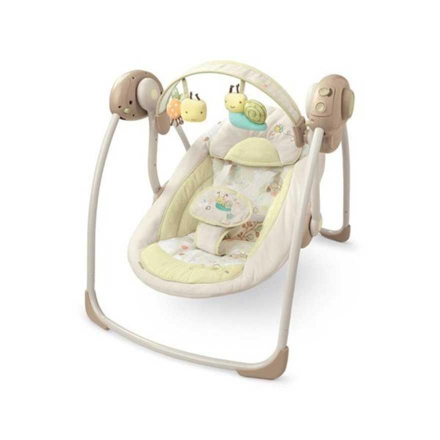 Топ 7 электронных качелей для новорожденных по отзывам родителей