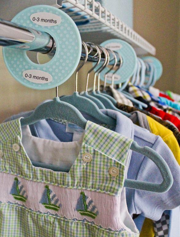 Хранение детских вещей: эффективные идеи с фото