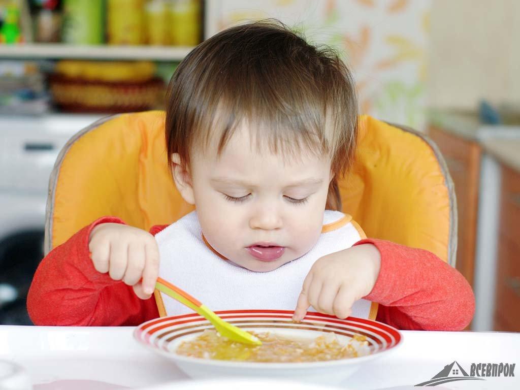 Сколько должен есть ребенок: режим питания