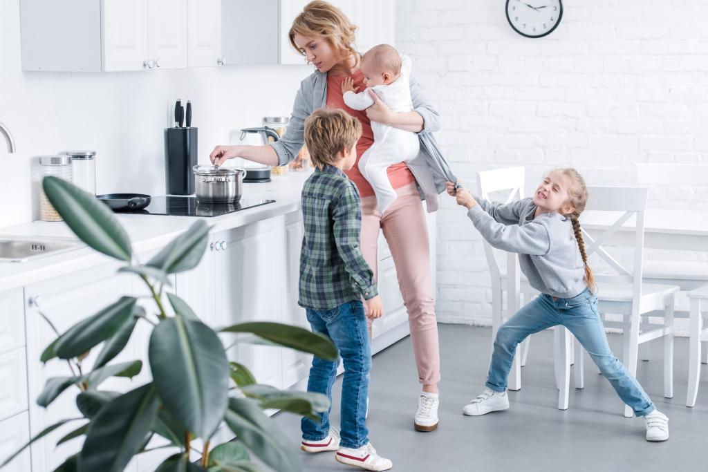 Как не увязнуть в семейной рутине: 5 советов от многодетной мамы