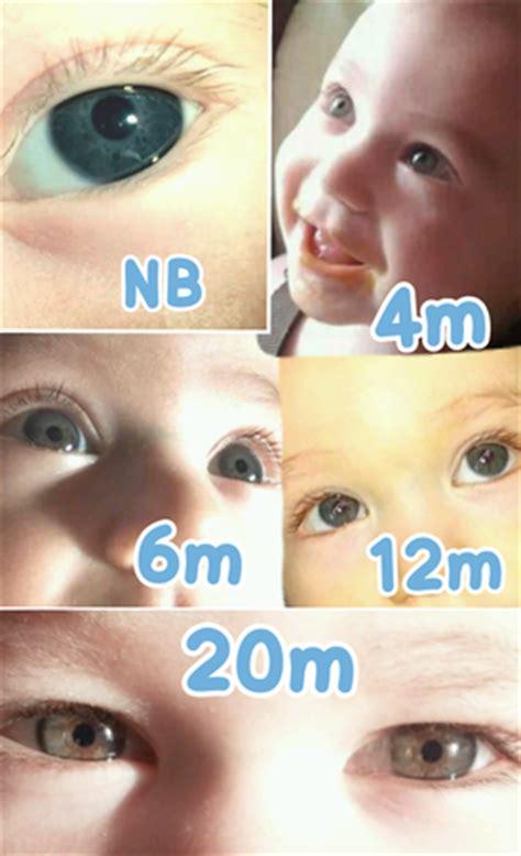 Какие глаза будут у ребёнка