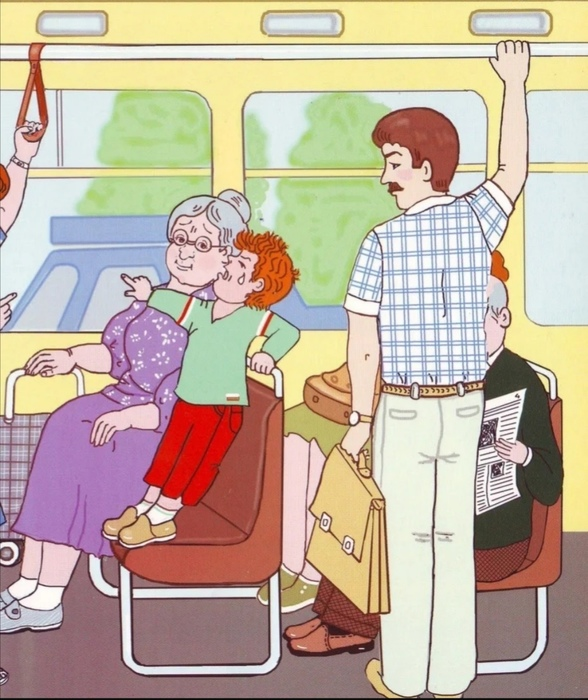 Правила поведения в общественном транспорте. этикет в общественном транспорте, уступать место, как вести себя в транспорте.