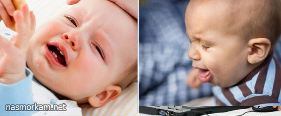 Ребенок 4 года во сне давится слюной и кашляет