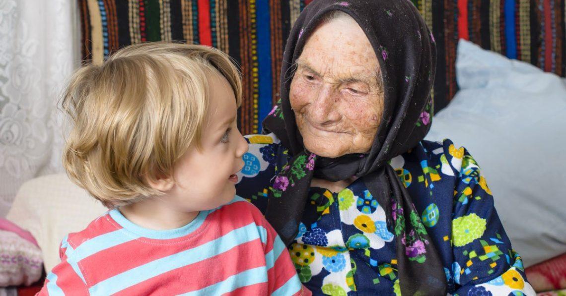 Как молодой маме защититься от бабушек ❗️☘️