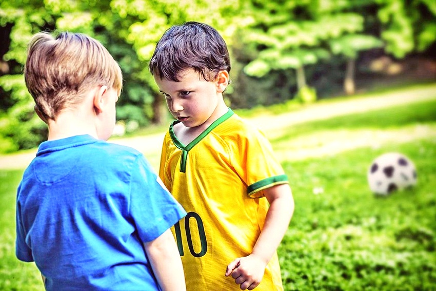 Как научить ребёнка постоять за себя, не давая сдачи