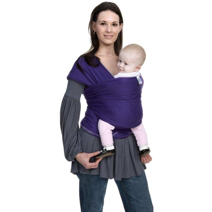 Кенгуру для новорожденных : со скольки месяцев можно использовать