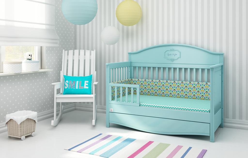 Кровать для новорожденных: как правильно выбрать, какие модели бывают