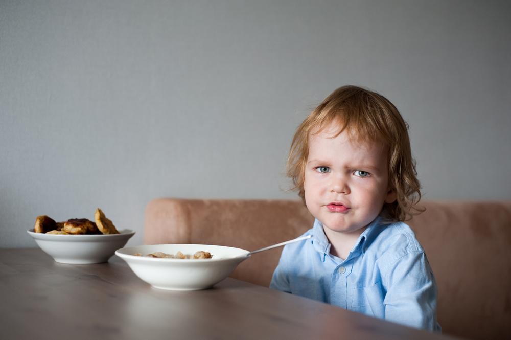 Ребенок плохо ест. что делать?