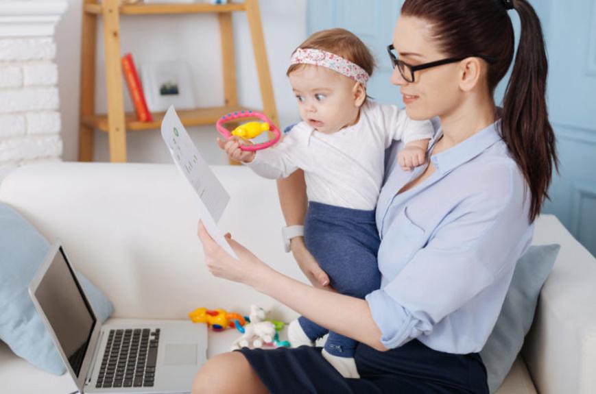 Как находить время на домашние дела, если на руках маленький ребенок? | уроки для мам