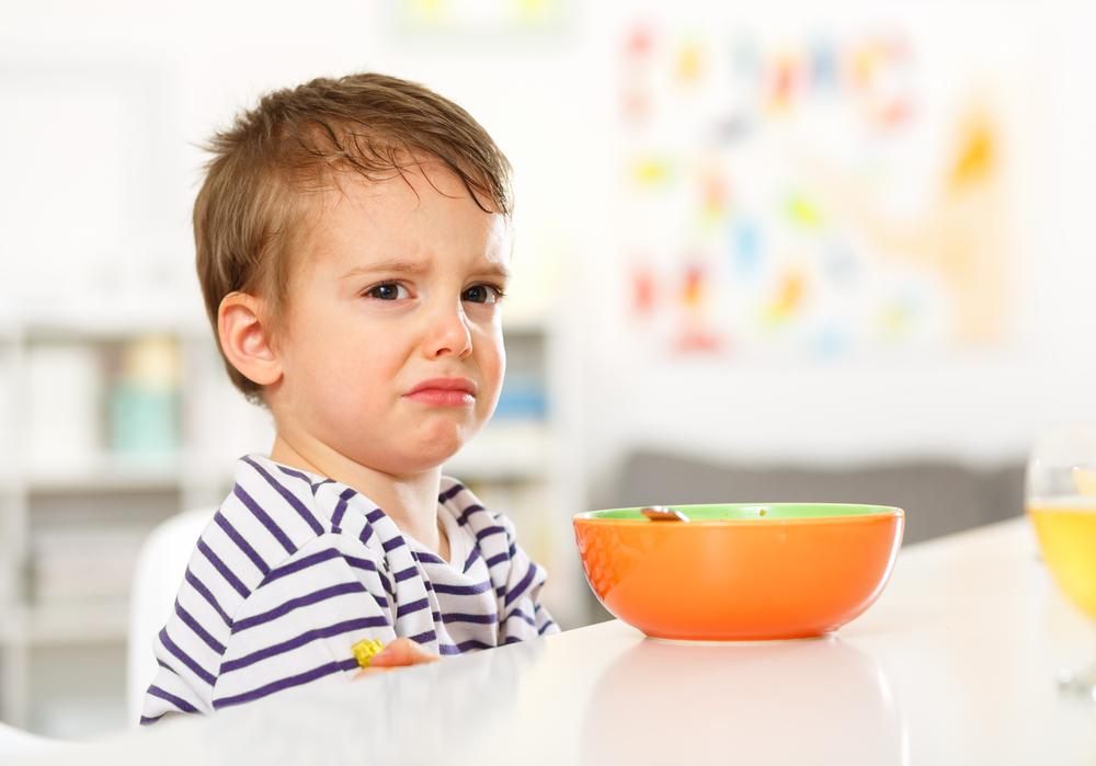 Ребёнок не ест кашу   уроки для мам