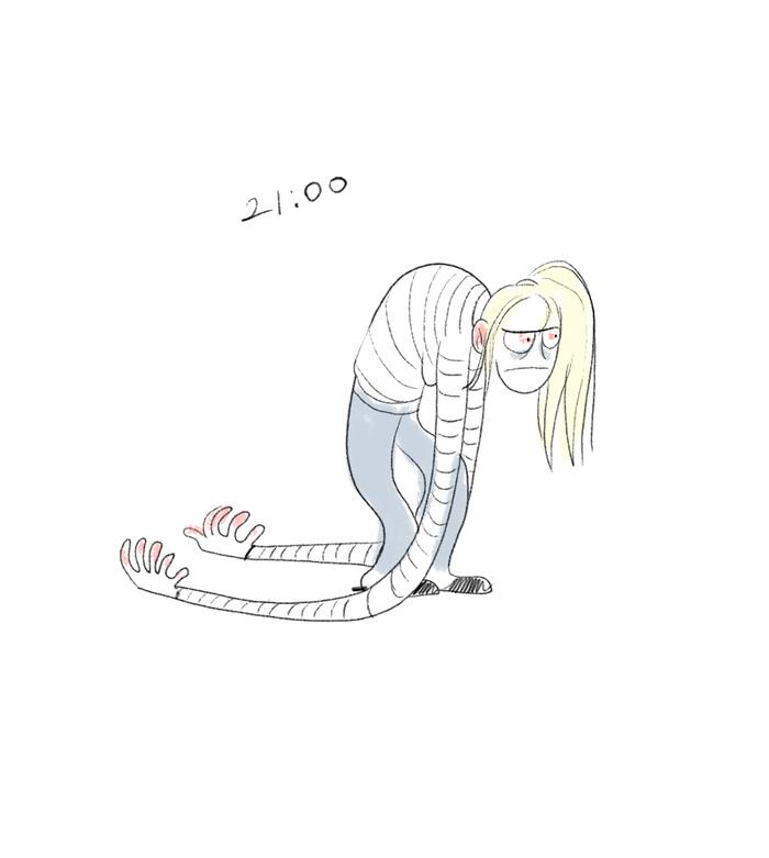 Что нужно знать о послеродовой депрессии? - форма