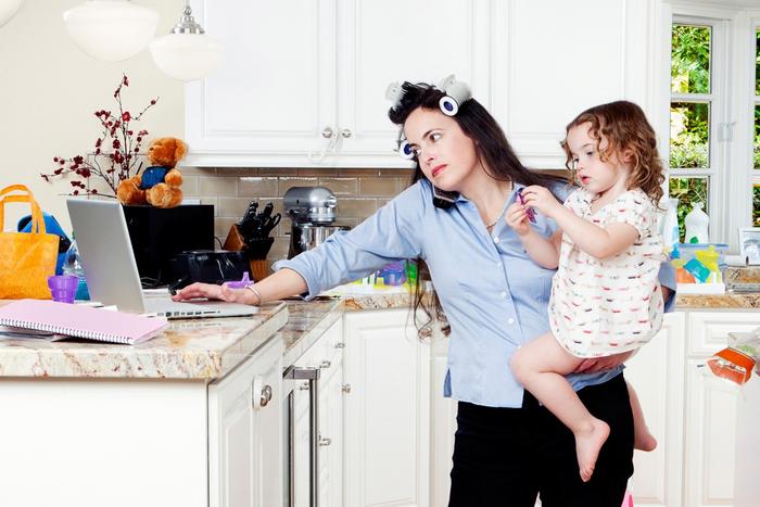 Мама выходит на работу: с кем оставить ребенка? - отцы и дети - страна мам