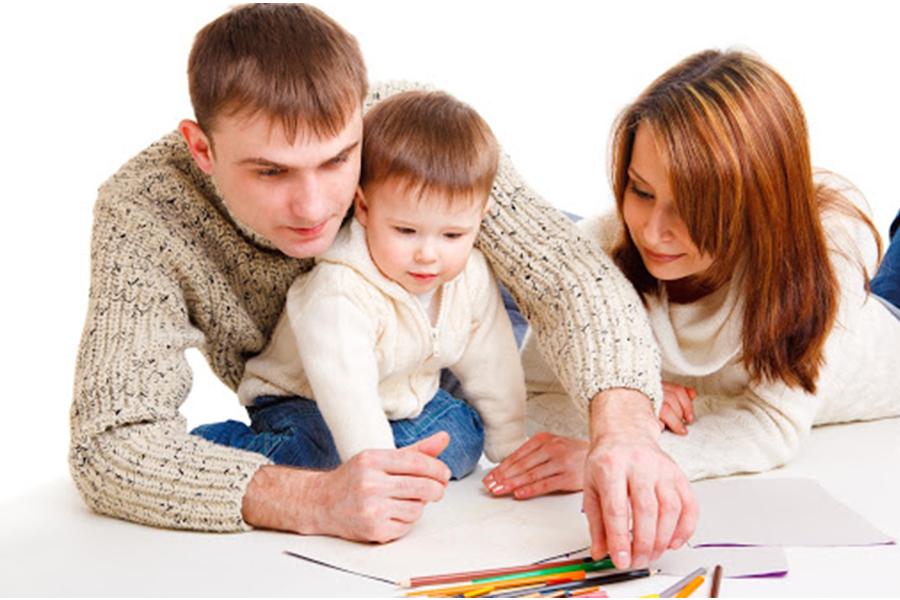 Этапы детского воспитания по возрастам